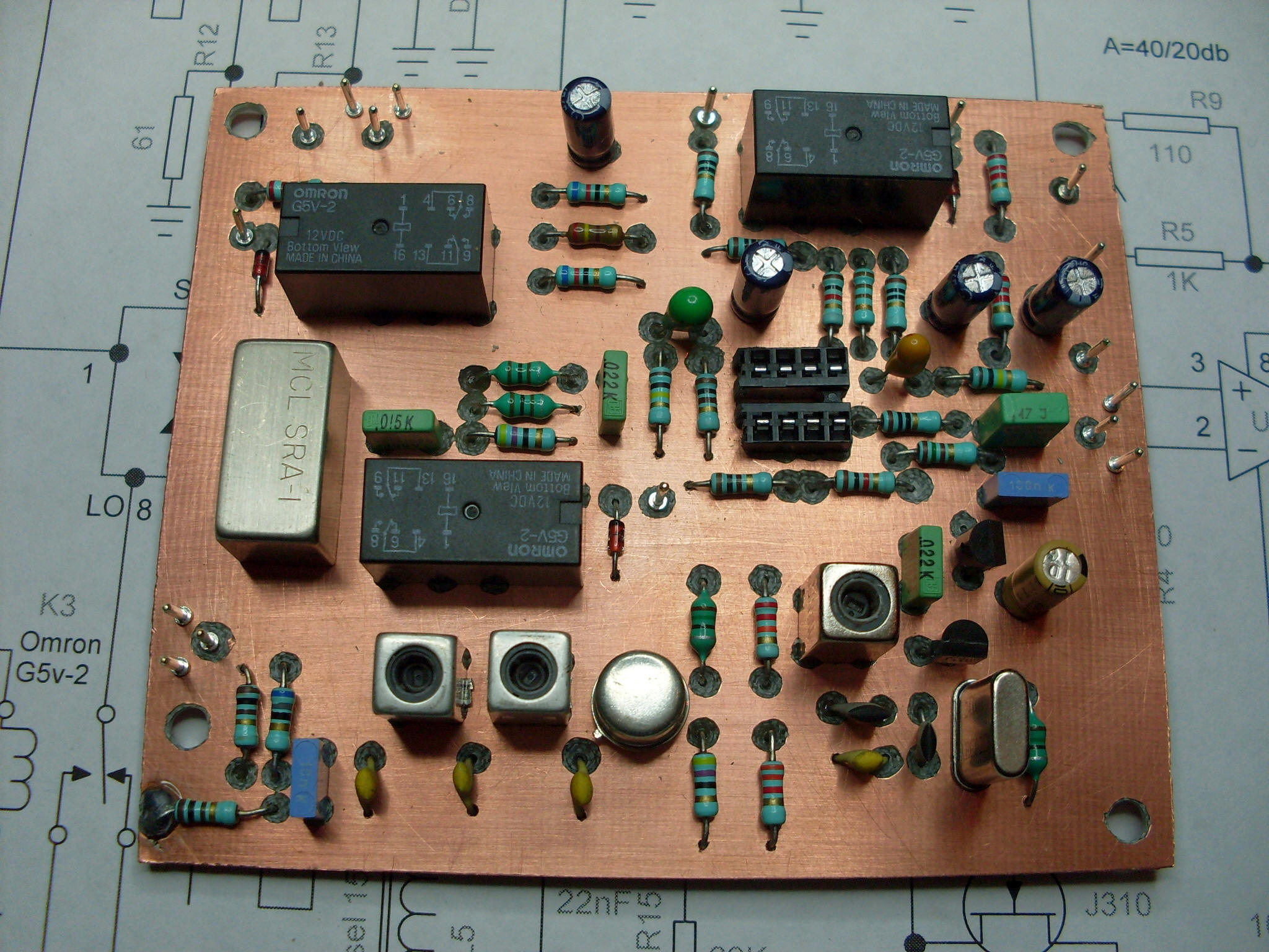 diy rf spectrum analyzer - DIY Unixcode